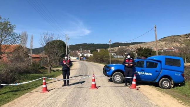Gümüşhane'de 2 köy karantinaya alındı
