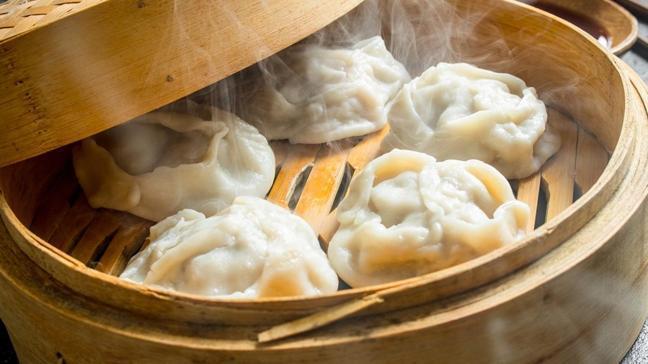 İftara farklı yemek buharda Özbek mantısı tarifi