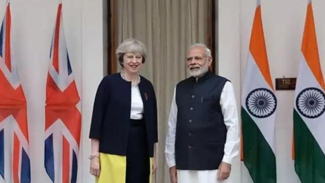 İngiltere ve Hindistan'dan dev anlaşma: İmzalar atıldı