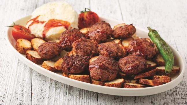 """Simitli köfte kebabı tarifi ve malzemeleri! Simitli köfte kebabı nasıl yapılır"""""""