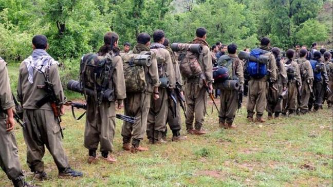 Teslim olan PKK'lı terörist: Kullanıldığımı anladım