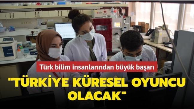 Türk bilim insanları geliştirdi: Hem ilaçta hem aşıda Türkiye küresel oyuncu olacak