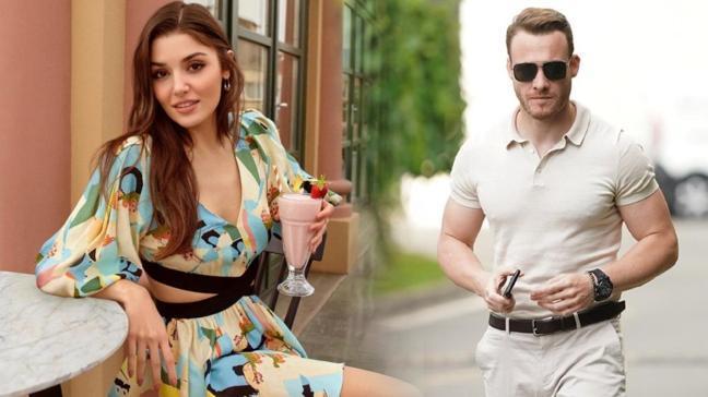 Aşkını itiraf etti! Kerem Bürsin'le el ele görüntülenen Hande Erçel'den flaş açıklama!