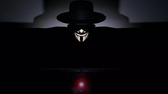 Kolombiya Devlet Başkanlığı sayfası Anonymous'un siber saldırısına uğradı