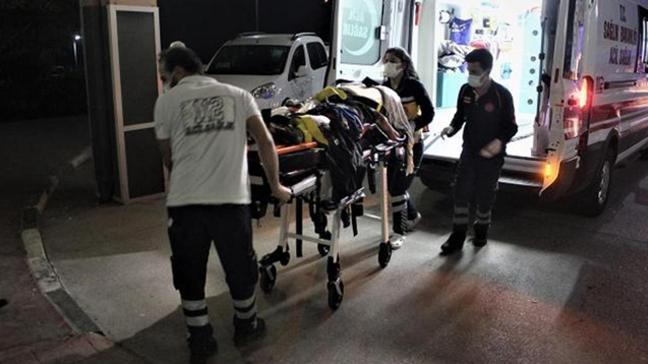 Osmaniye'de minibüs takla attı: 16 yaralı