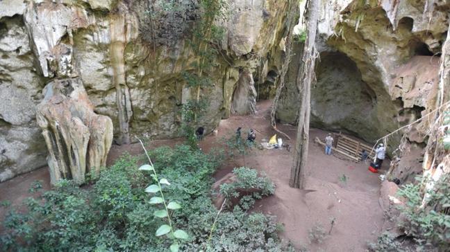 Tam 80 bin yıllık... Afrika kıtasının en eski insan mezarı keşfedildi