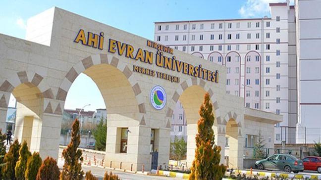 Kırşehir Ahi Evran Üniversitesi 32 öğretim görevlisi alımı yapıyor