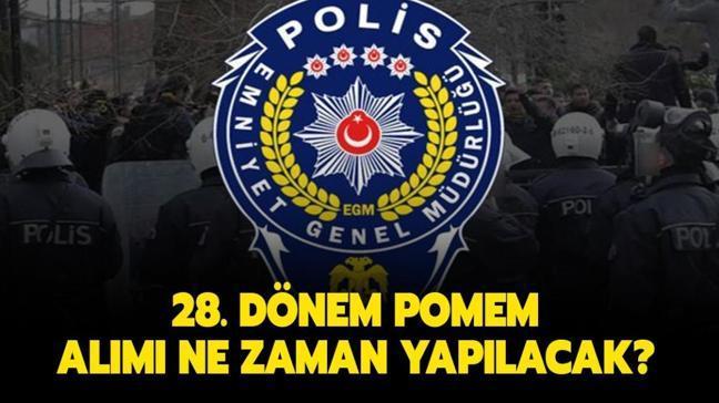 """Polis Akademisi yeni polis alımı yapacak mı"""" 28. Dönem POMEM sınavı ne zaman, tarih belli oldu mu"""""""