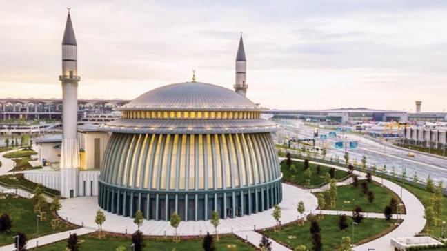 Dünyanın en çevreci camii... Ali Kuşçu ilk 'Leed Altın Sertifikalı' cami seçildi