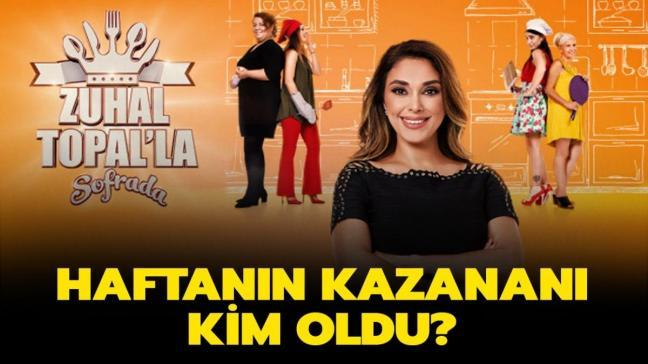 "11 Haziran Zuhal Topal'la Sofrada haftanın birincisi kim"" Zuhal Topal'la Sofrada kim kazandı"""