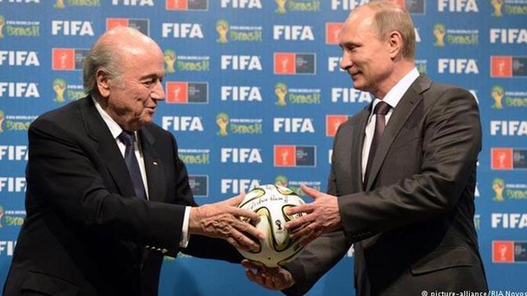 Dünya Kupası'ndan Ukrayna krizi
