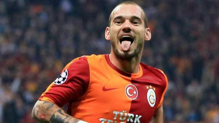 Sneijder için noktayı koydu