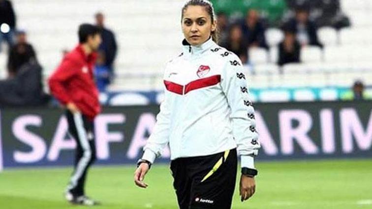 Neslihan Muratdağı, Ürdün-Tayvan maçını yönetecek