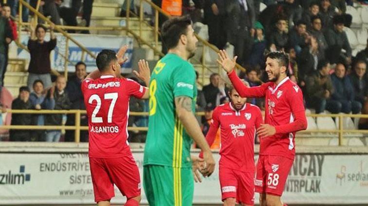 Boluspor, Fenerbahçe'yi 6-2 mağlup etti