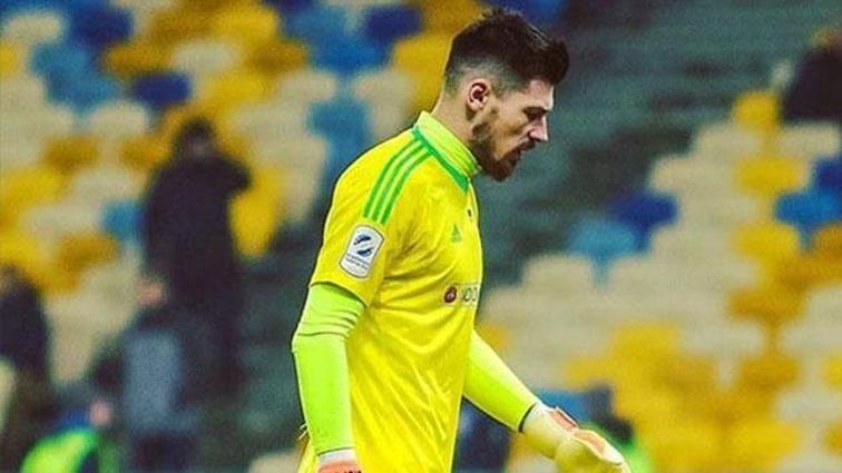 Artem Milevskiy'den Denys Boyko için çarpıcı sözler! 'Dinamo'nun kalesinde resmen bir sıçan var'