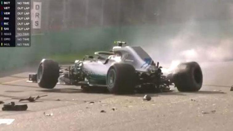 Formula 1'de sezon kazayla başladı