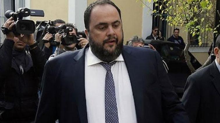Olympiakos'un Başkanı Marikanis hakkında soruşturma
