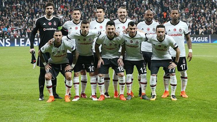 Beşiktaş'ta sezon sonunda bileti kesilecek 9 isim