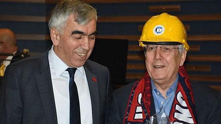 Aziz Yıldırım, Zonguldak'ta Fenerbahçe Taraftar Derneğinin gecesine katıldı