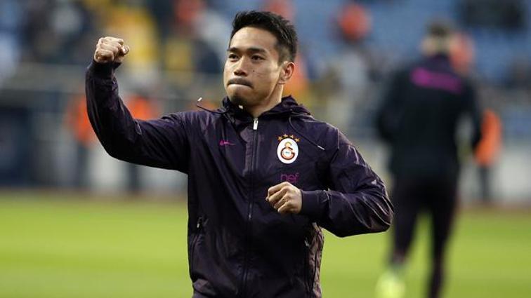 Yuto Nagatomo için Galatasaray'ın Inter'e yaptığı teklif 2,5 milyon Euro'ya yükseltildi