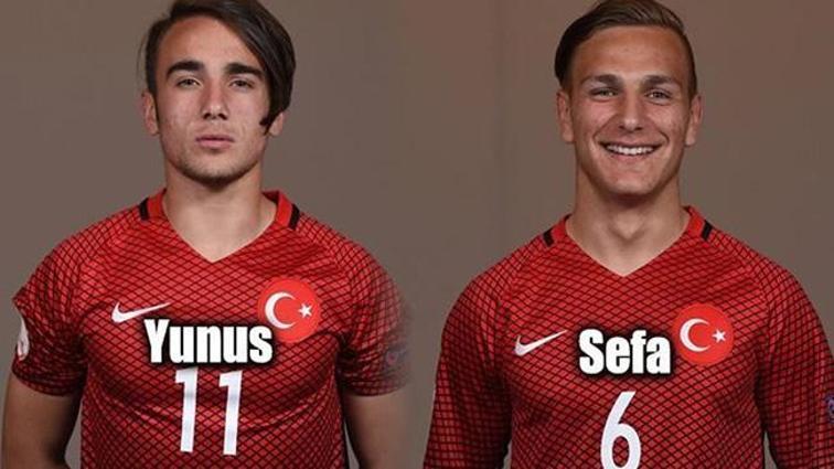 Monchi'nin hedefindeki iki genç yıldız: Yunus Akgün - Sefa Akgün