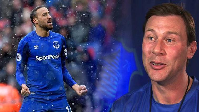 Everton efsanesinden Cenk Tosun'a büyük övgü!