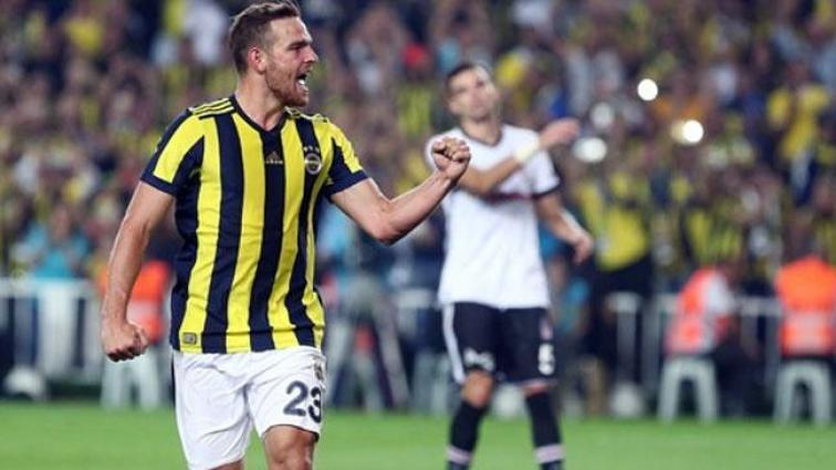 Fenerbahçe, Vincent Janssen'i 1 yıl daha kiralamak istiyor