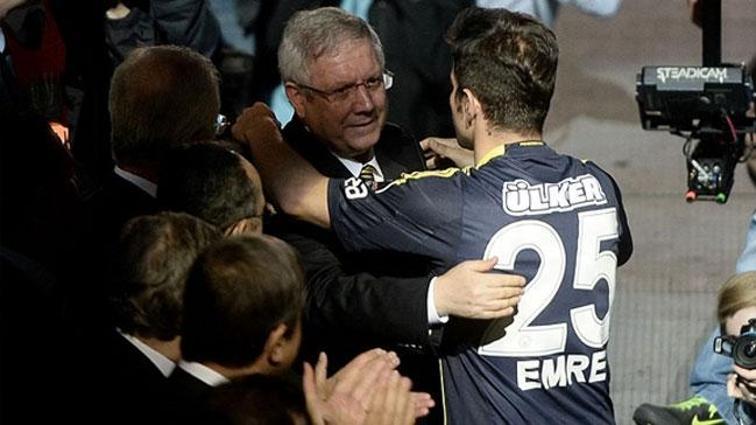 Aziz Yıldırım başkan seçilirse Emre Belözoğlu'nu takımın başına sportif direktör olarak getirecek