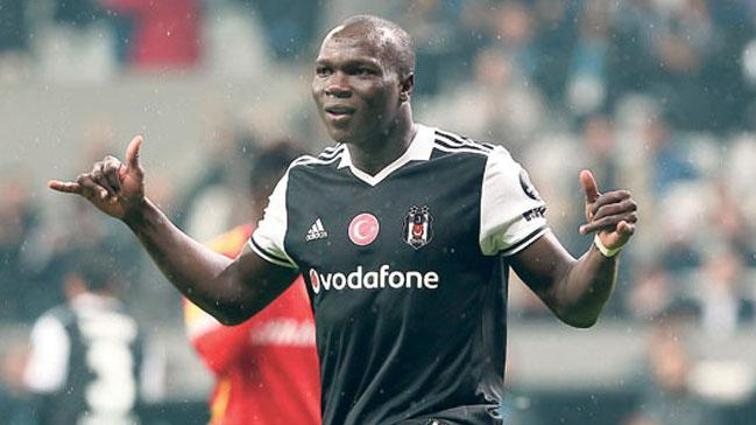 Aboubakar: Beşiktaş'ta oynarken Porto'yu düşünmedim