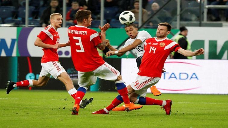 Rusya: 1 Fransa: 3