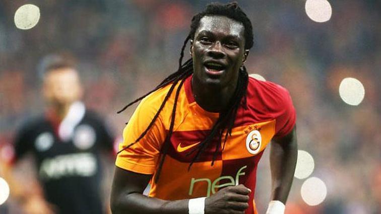 Galatasaray'ın yıldızı Bafetimbi Gomis: 35 gol atabilirim