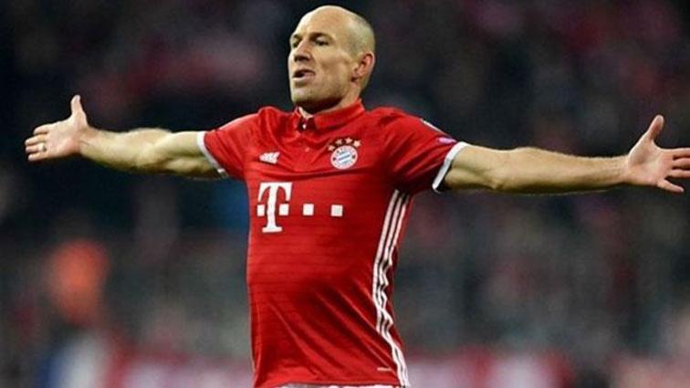 Arjen Robben geliyor! 'Nisan'da görüşeceğiz'