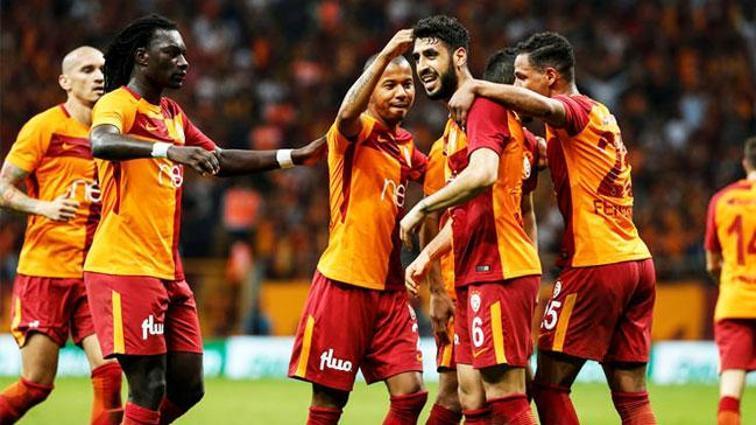 Galatasaray'dan 10 milyon Euro'luk ödeme