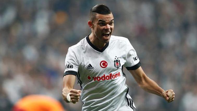 Pepe: Uzun yıllar kalmayı çok isterim