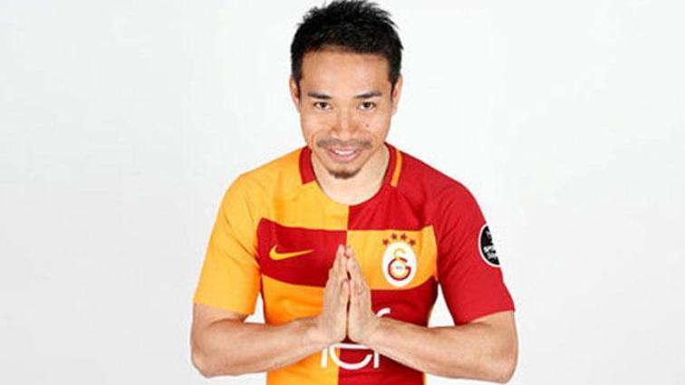 Japonya Futbol Federasyonu'ndan Galatasaray'a teşekkür