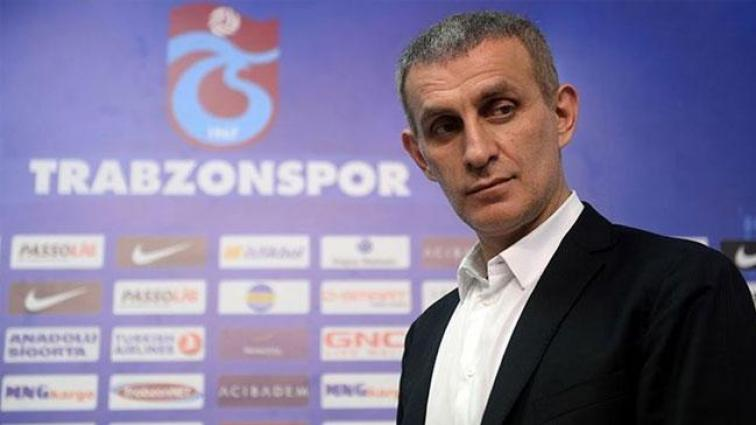İbrahim Hacıosmanoğlu, Trabzonspor başkanlığına aday olmayacak, Ahmet Ağaoğlu'na destek verecek