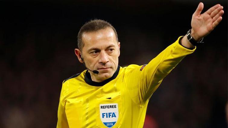 Cüneyt Çakır, 2018 Dünya Kupası'nda görev alacak