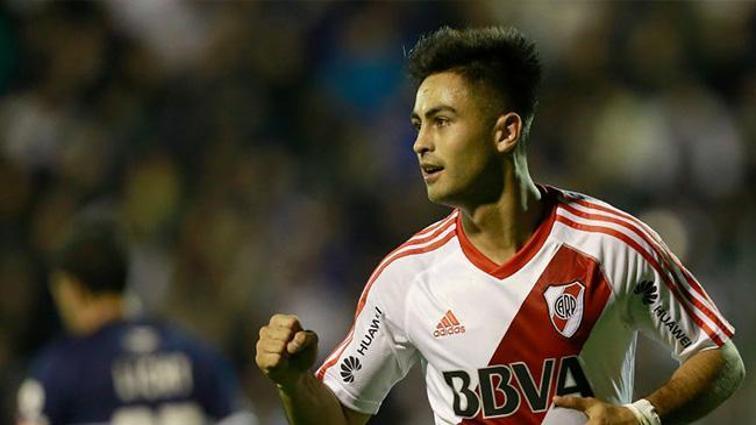 River Plate, adı Galatasaray'la anılan Gonzalo Martinez'in serbest kalma bedelini artırıyor