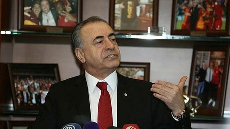 Dursun Özbek: İbrasızlık için plan yapıyormuşuz bunların hepsi teyit edilmeyen haberler