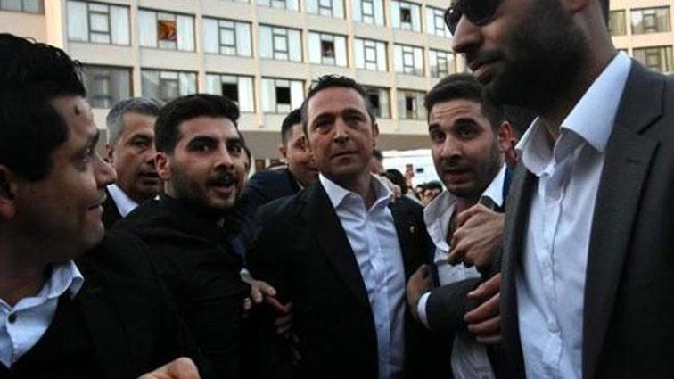Ali Koç: Takımın tamamını satmak dünyanın hangi futbol kültüründe var