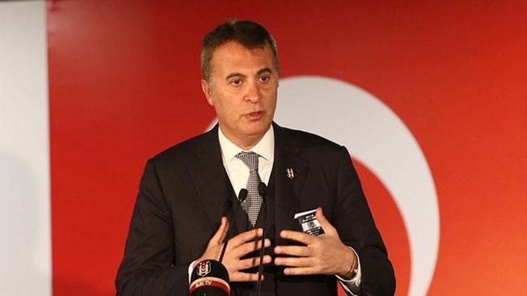 Beşiktaş Başkanı Fikret Orman, Afrin'e gidiyor