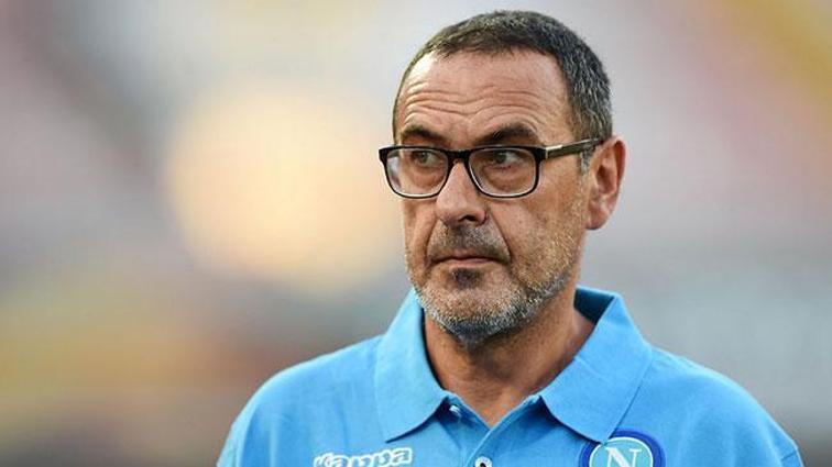 Napoli Teknik Direktörü Sarri'nin Galatasaray'ı reddettiği öğrenildi