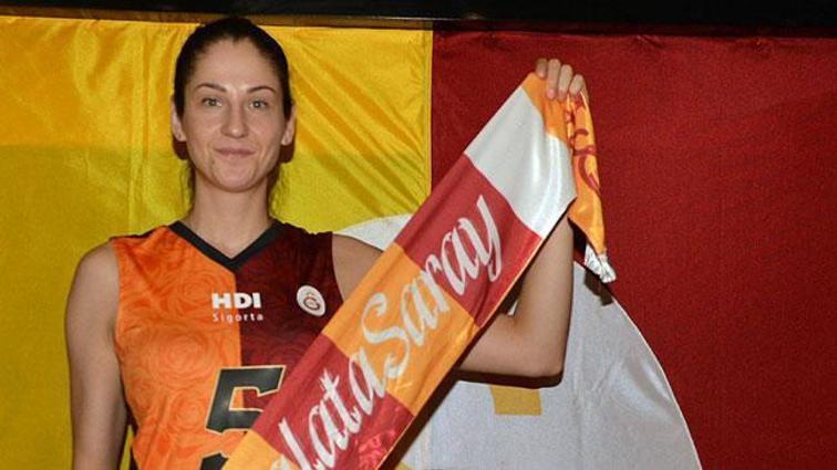 Galatasaray'ın yıldız voleybolcusu Kosheleva, 5-6 ay sahalardan uzak kalacağını açıkladı
