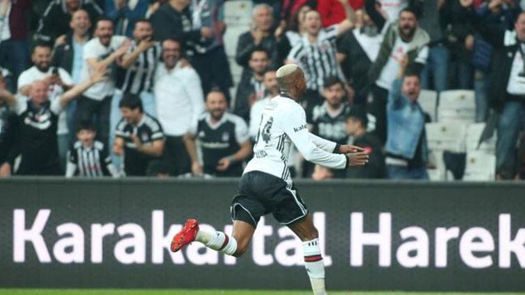 Beşiktaş, Aytemiz Alanyaspor'u Talisca'nın golüyle devirdi