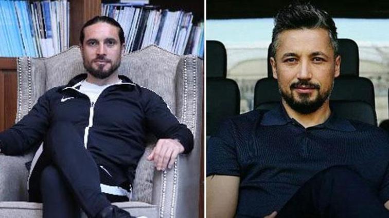 Şenol Güneş, İlhan Mansız ve Mustafa Doğan'la görüştü