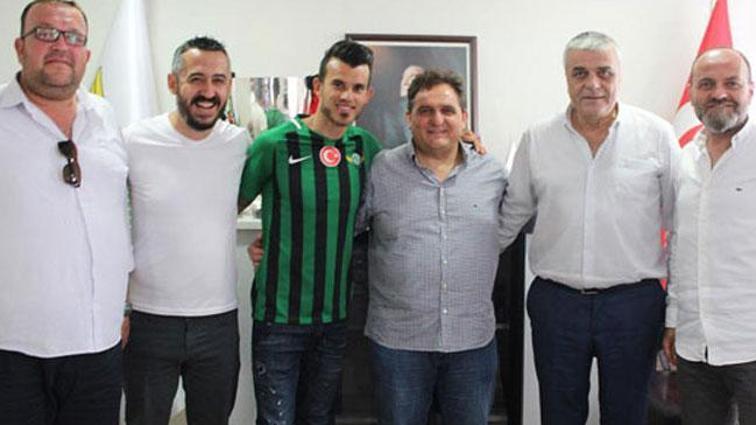 Akhisarspor'da transferler sürüyor