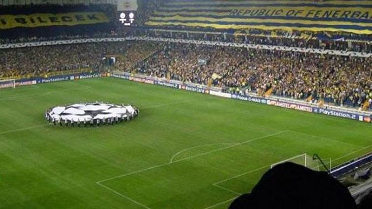 UEFA'dan Fenerbahçe'ye Şampiyonlar Ligi uyarısı