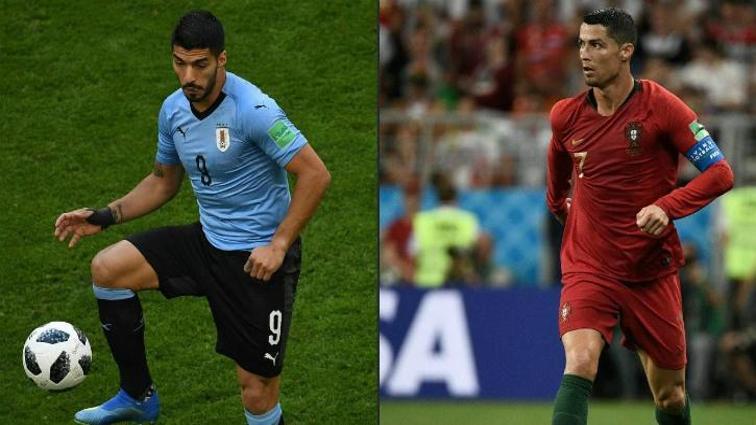 Uruguay çeyrek finale yükseldi