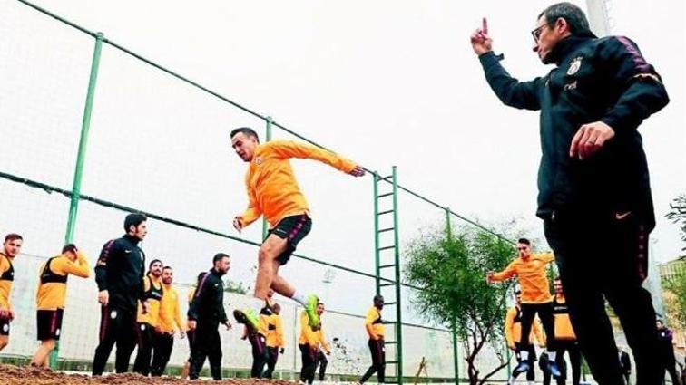 Galatasaray'da Alberto Bartali'nin gelişiyle sakatlıklar dönemi kapandı