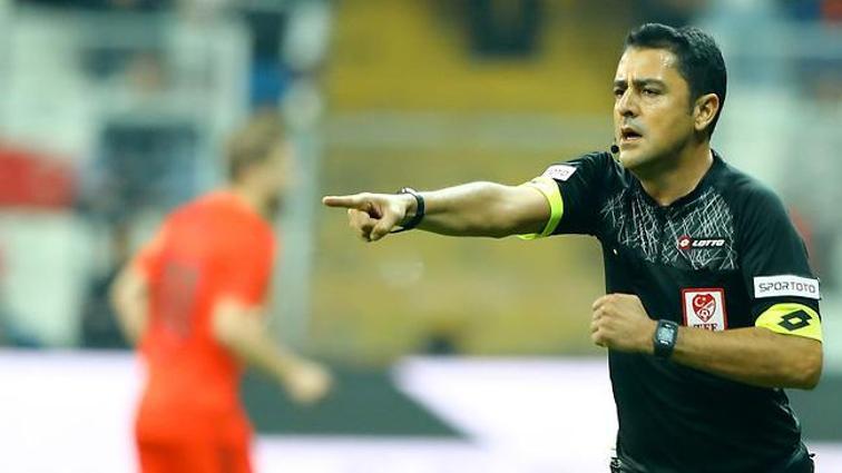 Beşiktaş-Fenerbahçe derbisini Bülent Yıldırım yönetecek